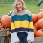 Margot Waffle Knit Sweater