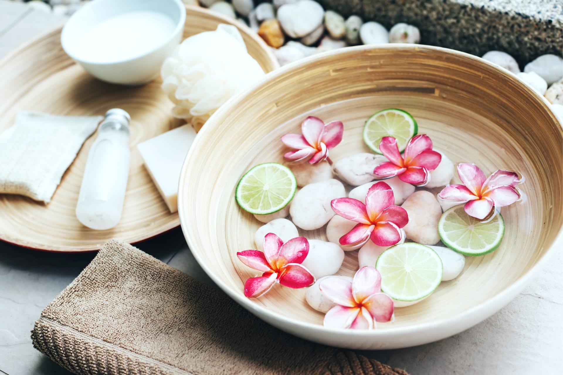 polished day spa
