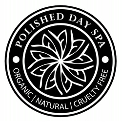 Polished day spa logo